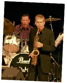 David Sanborn at Amelia Island Jazz Festival